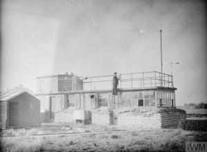 Cromer coastguard station 1940