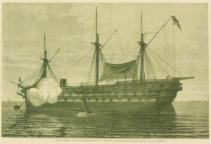 HMS Renown 1857