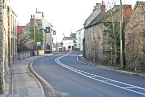 Monk_Fryston_Village_Main_Street